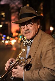 San Antonio jazz legend Jim Cullum.