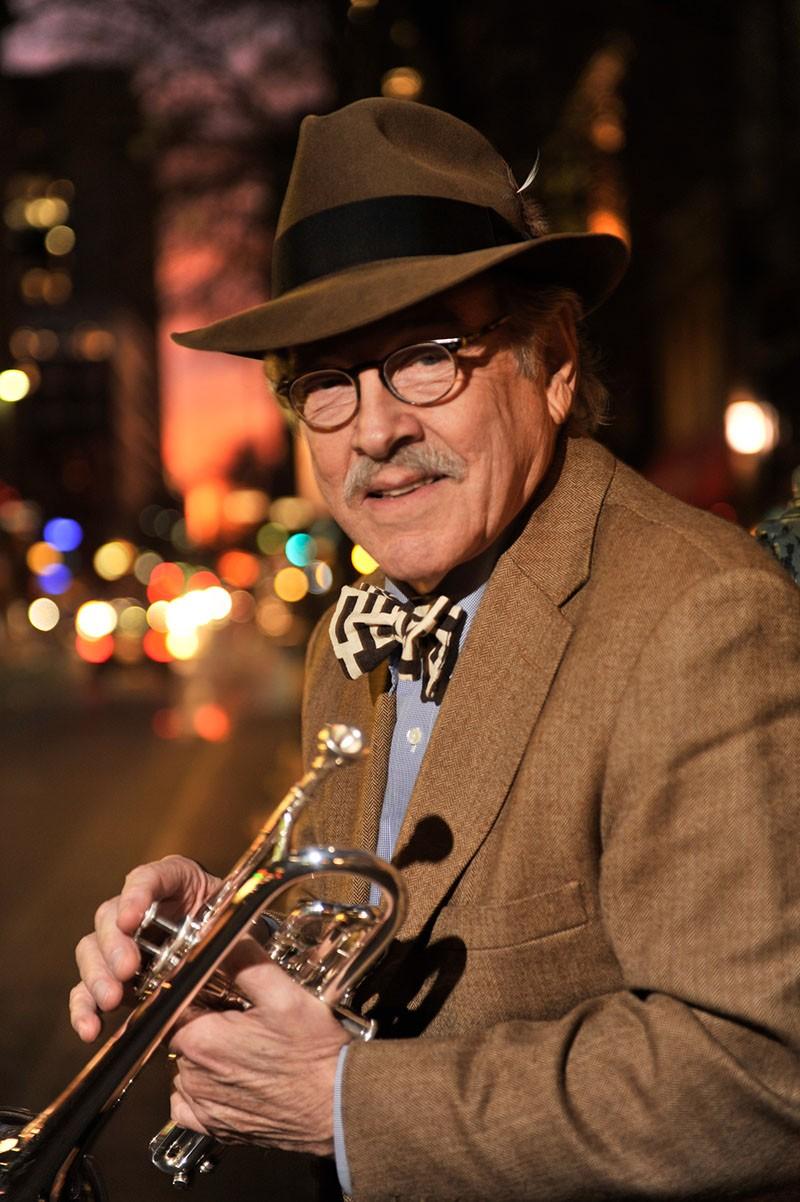 San Antonio jazz legend Jim Cullum. - COURTESY