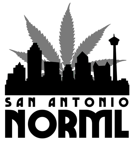 Alamo City marijuana reform advocates are holding a march and rally on May 3. - SAN ANTONIO NORML