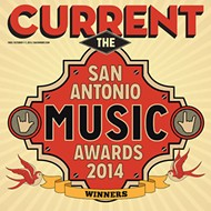 San Antonio Music Awards 2014: Best Album