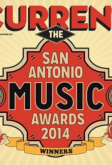 San Antonio Music Awards 2014: Best Album