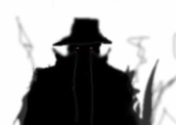 San Antonio's Shadowy Hat Man Spooks Residents