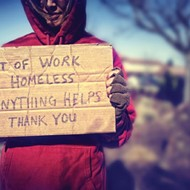 SAPD's McManus Wants to Criminalize Giving to Panhandlers