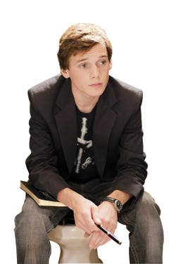 Save Charlie: Anton Yelchin is the Ferris Bueller-esque Charlie Bartlett.