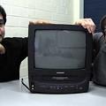 Screens Fade to black