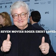 Seven Movies Roger Ebert Loved