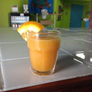 Shot of the Week: Urth Juice Bar's Ginger-Orange Shot