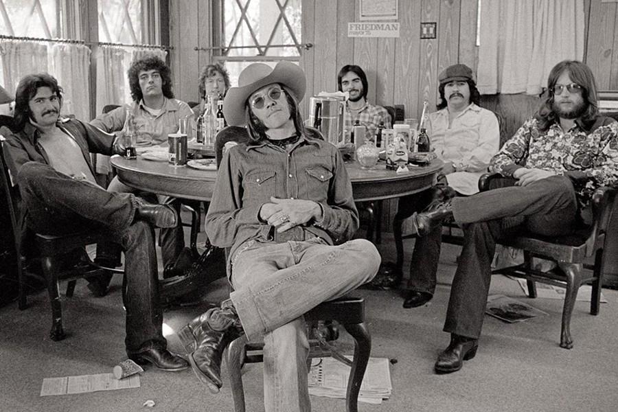 Sir Doug and the Genuine Texas Cosmic Groove - COURTESY