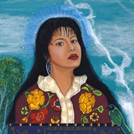 Chicano Art Exhibit Provides Signs Of New Life At Defunct Museo Alameda
