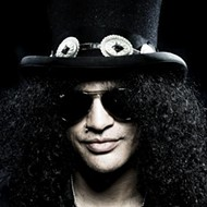 Slash on GNR, Lemmy, & why San Antonio is a great rock town