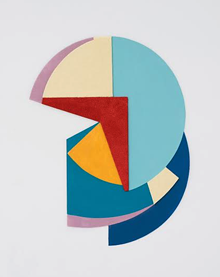 CONSTANCE LOWE - Slip Shift Study (Red)