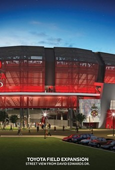 Soccer for a Cause Announces Stadium Expansion