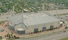 Somehow, everything that goes wrong in SA can be blamed on the Alamodome