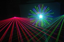 TIM WALSH - Spectacular Holiday Laser Show!