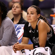 Spurs Announce Becky Hammon as NBA's First Female Assistant Coach