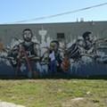 Spurs Art Found in Southside