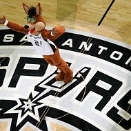 Spurs Coyote Named NBA Mascot of the Year