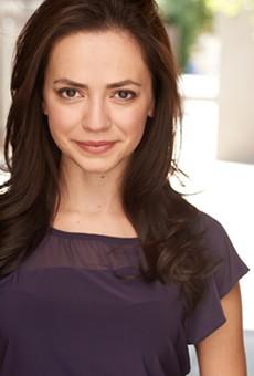 St. Mary's grad Vanessa Martinez talks role in 'Warrior'