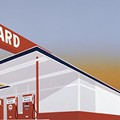 San Antonio Artists Pay Homage to Ed Ruscha's Pop Classic 'Standard Station'