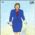 State Sen. Leticia Van de Putte Featured On Mexican Lotería Card