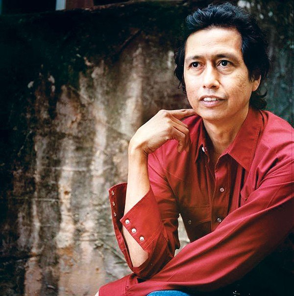 Station agent: Alejandro Escovedo - COURTESY PHOTO