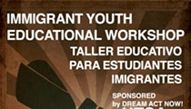 Still DREAMing: Immigrant Youth Educational Workshop