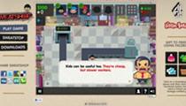 Sweatshop the video game