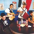 SXSW: 3 questions with Alvaro Del Norte, accordionist/vocalist of Piñata Protest