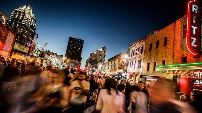 SXSW Music begins on Tuesday. - AARON ROGOSIN, COURTESY OF SXSW