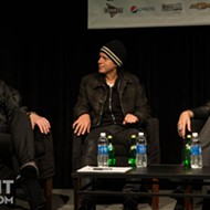 SXSW Wednesday Dispatch: SXSW Interviews Depeche Mode
