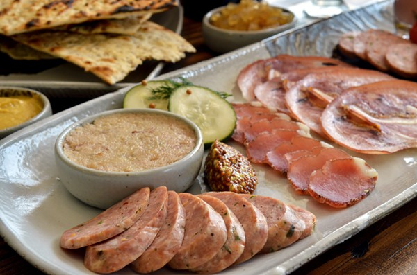 Take a charcuterie crash course at Central Market. - DAVID RANGEL