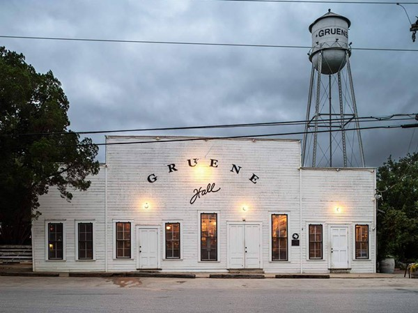 Talk about a country music institution that you just cannot miss. - COURTESY