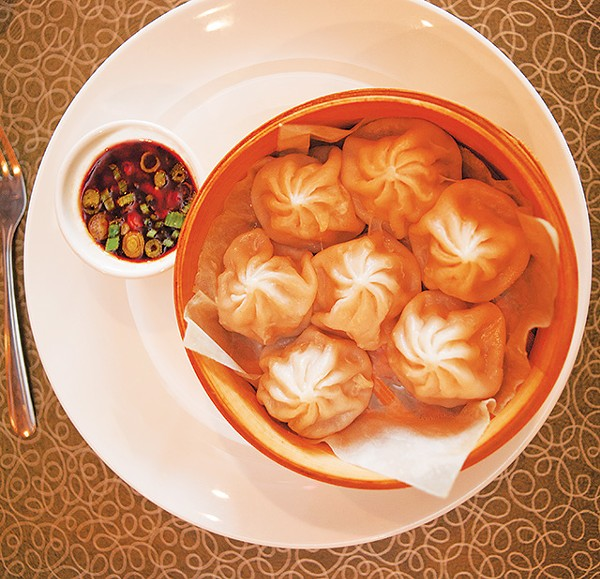Tang Street's steamed pork buns are just one of the Dongbei delicacies you never knew you needed. - ANA AGUIRRE