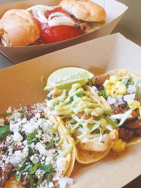 Taps y Tapas' Tacos Three Ways - JESSICA ELIZARRARAS