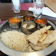 Lunchtime Snob: Taste of India