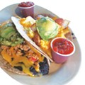Taste This: Black bean, egg & potato tacos from Twin Sisters
