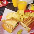 Taste this: no. 5 veggie panino at sip, $7.25
