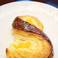 Taste this: Pain aux abricot: $3.75