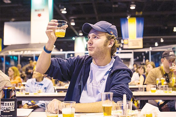 Tasting seminars are just some of the fun at GABF - COURTESY BREWERS ASSOCIATION