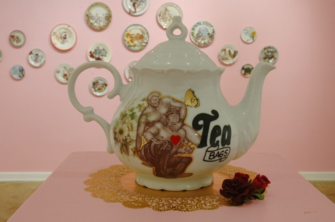 teapot (2010) - WESLEY HARVEY