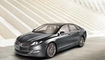 Test Drive a Lincoln MKZ? Get a Free Meal at BIN 555