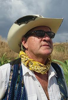 Tex-Mex weirdo Joe King Carrasco