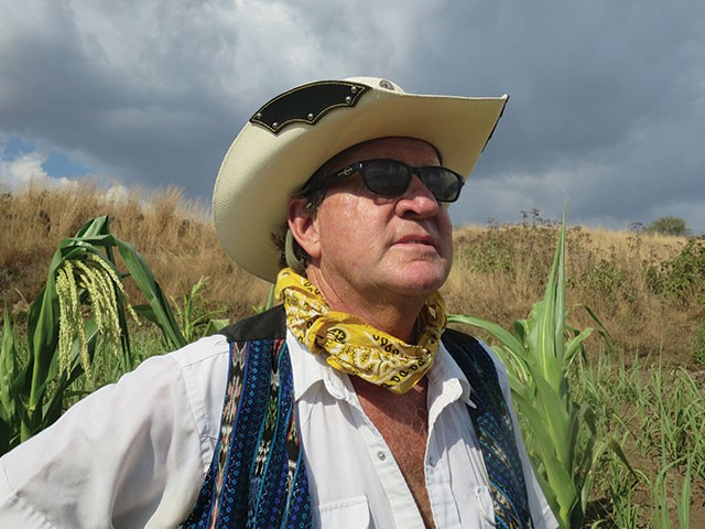 Tex-Mex weirdo Joe King Carrasco - COURTESY PHOTO