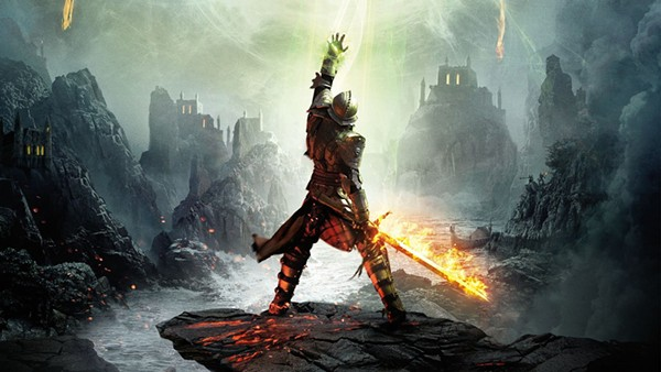 "BioWare, makers of the blockbuster Dragon Age: Inquisition will be hosting a PAX South panel on Saturday and running the ""BioWare"" base. - COURTESY"