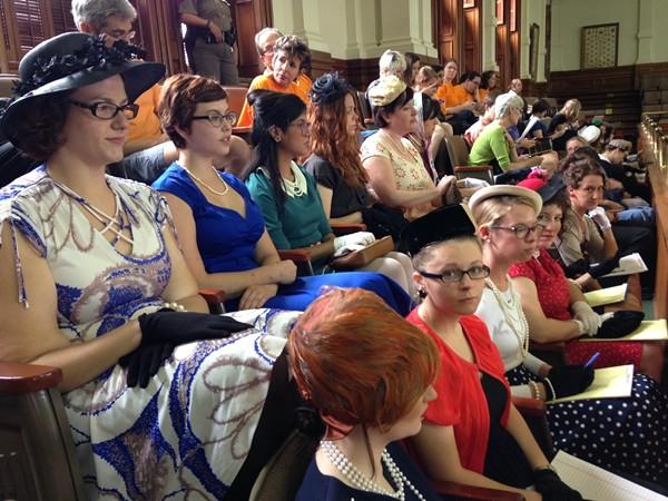 Texas Senate Votes To Decimate Abortion Access Blogs