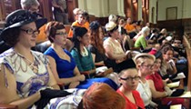 Texas Senate Votes To Decimate Abortion Access