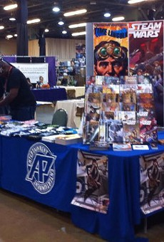 The Adventures of SA's Indie Comic Book Publisher Antarctic Press