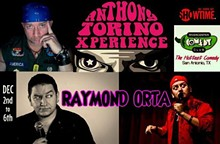 The Anthony Torino Xperience featuring Raymond Orta