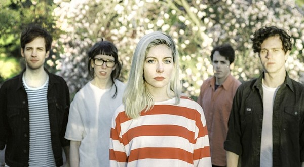 Alvvays - COURTESY