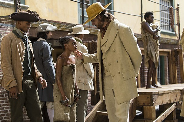 The Book Of Negroes seeks to provoke but not incite viewers. - COURTESY